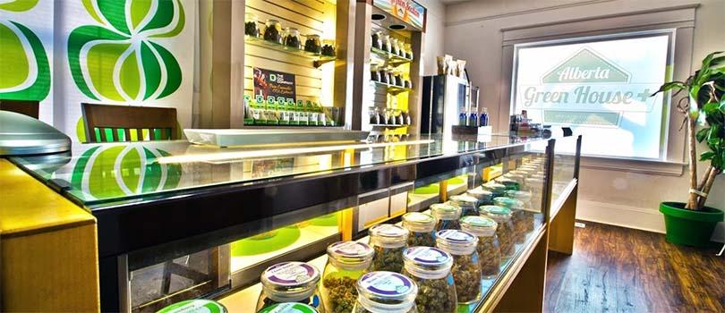 Alberta Cannabis Dispensary