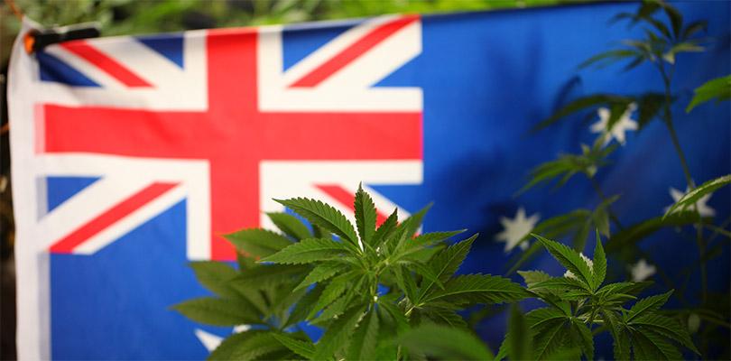 Australia Cannabis Flag