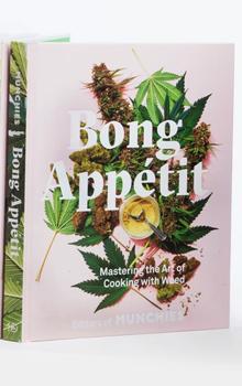 Bong Appetit Book