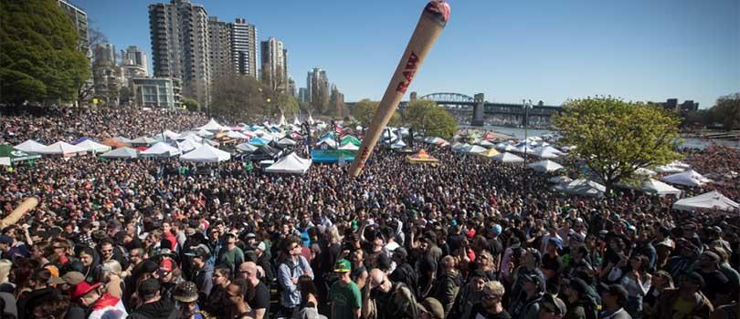 British Columbia cannabis festival
