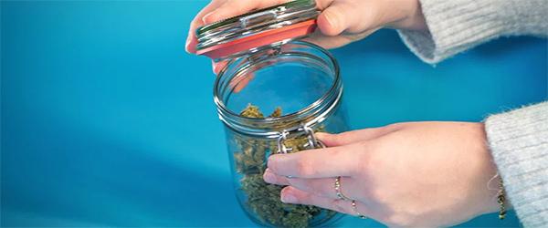 Burping cannabis