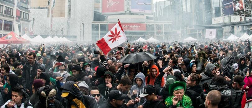 420 Celebrations in Canada