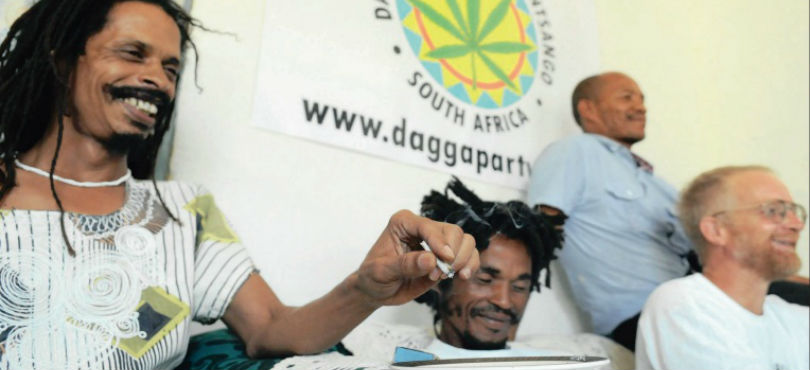 The Dagga Party in South Africa