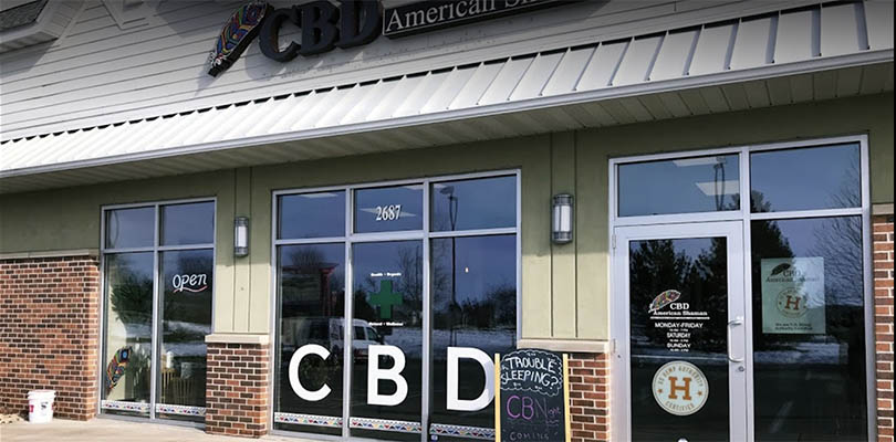 CBD Store Wisconsin