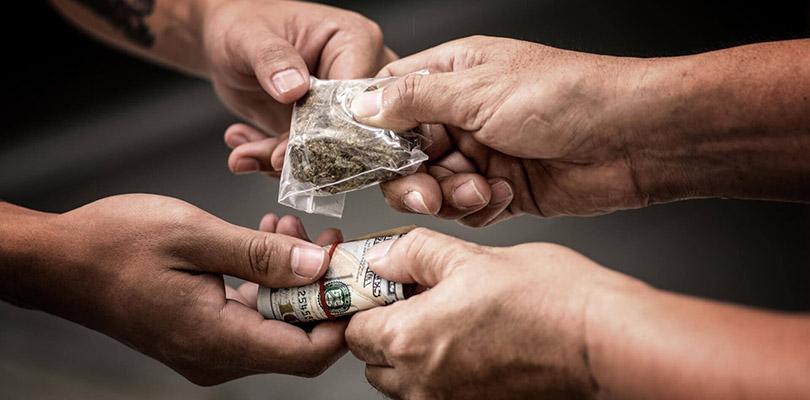 COVID-19 Cannabis Black Market