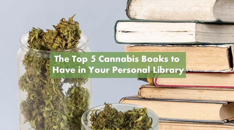 Cannabis Books Cover Photo