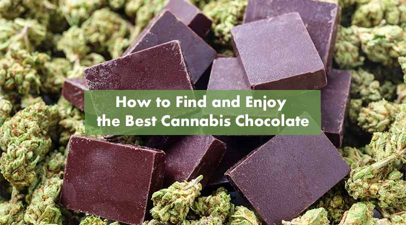Cannabis Chocolate Cover Photo