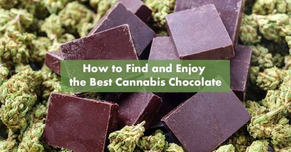 Cannabis Chocolate Featured image