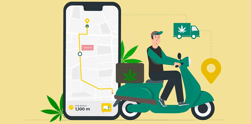 Cannabis Delivery Apps