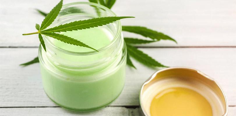 Cannabis Topical Cream