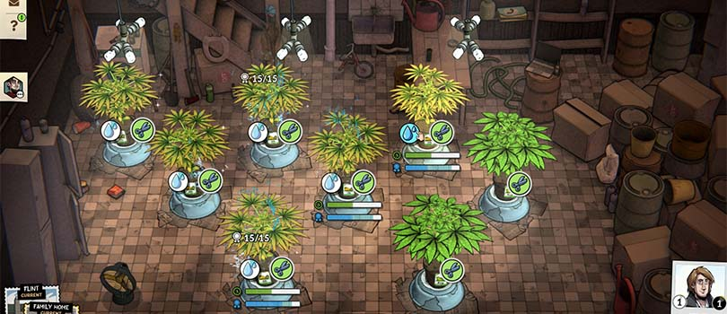 Cannabis Video Game