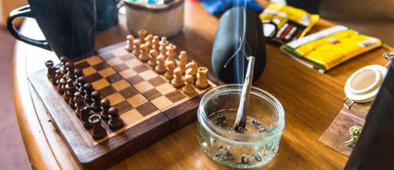 Cannabis and Chess