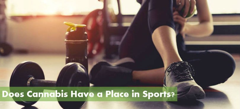 Cannabis and Sports