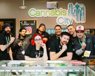 Cannabis City Team
