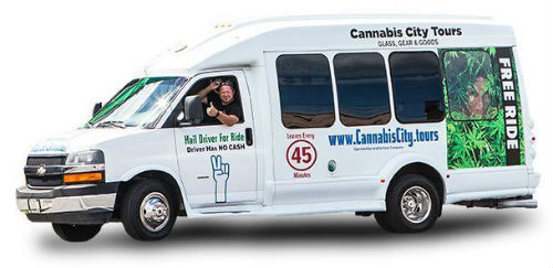 Cannabis City Tours