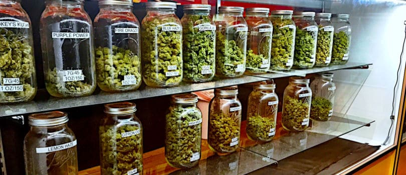 Recreational Marijuana Store