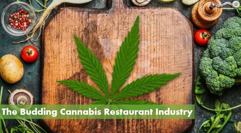 The Budding Cannabis Restaurant Industry