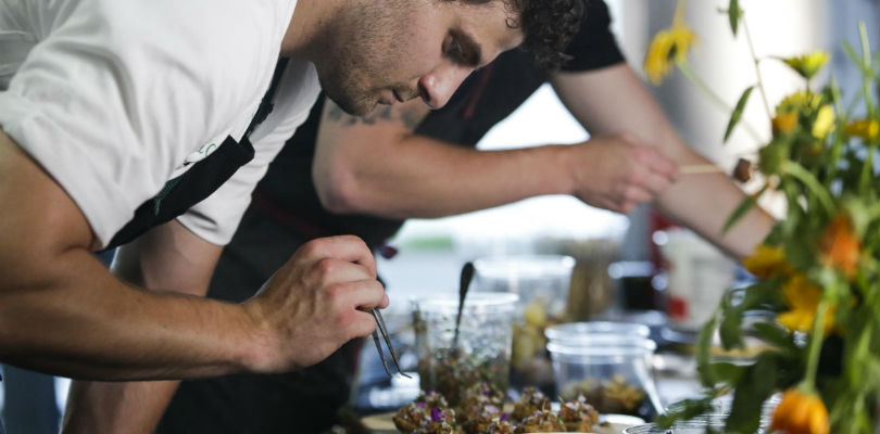 Christopher Sayegh - The Herbal Chef