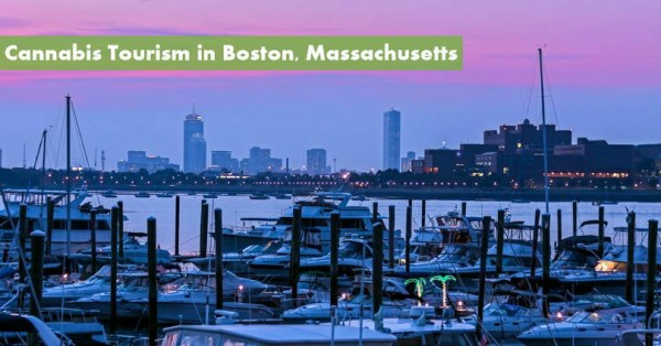 Cannabis Tourism in Boston, Massachusetts