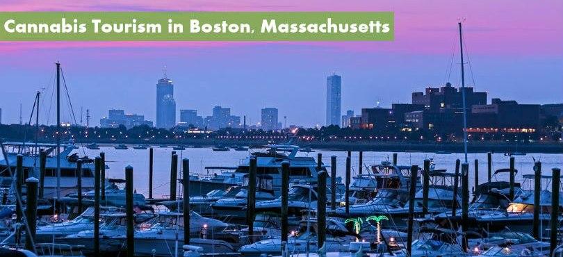 Cannabis Tourism in Boston, Massachusetts