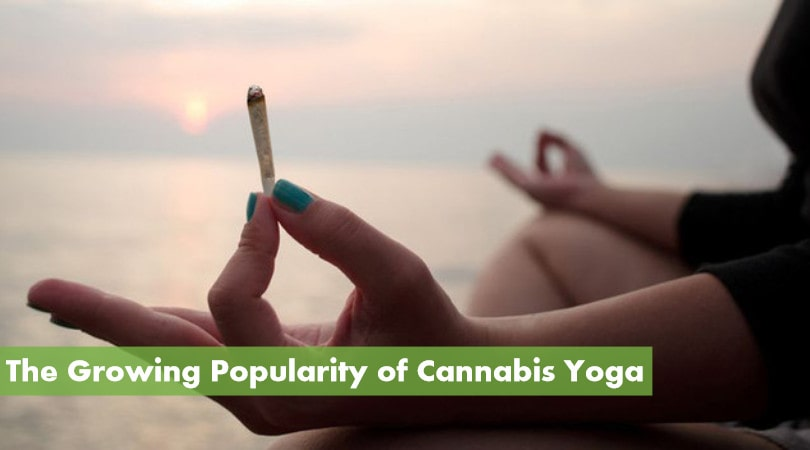 Cannabis Yoga