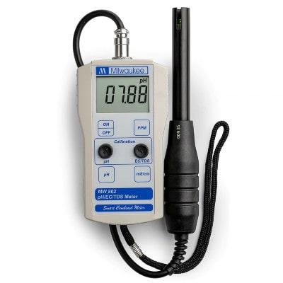 EC/TDS electronic inline meter