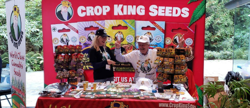 Crop King Seeds Seedbank