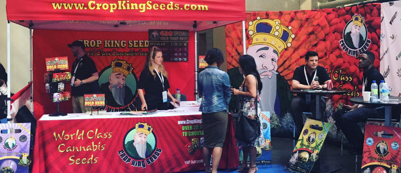 Crop King Seeds Seedbank