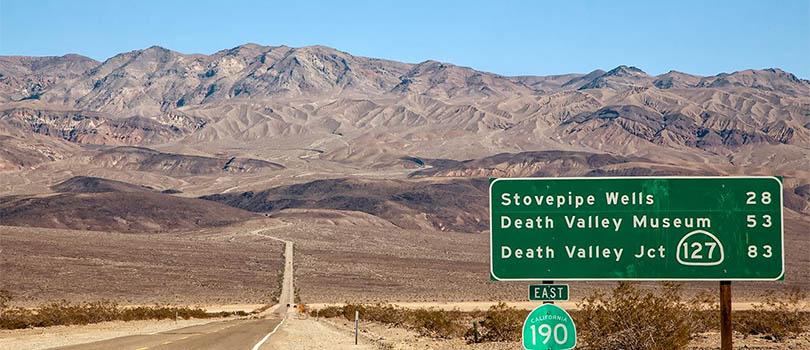 Death Valley Nevada