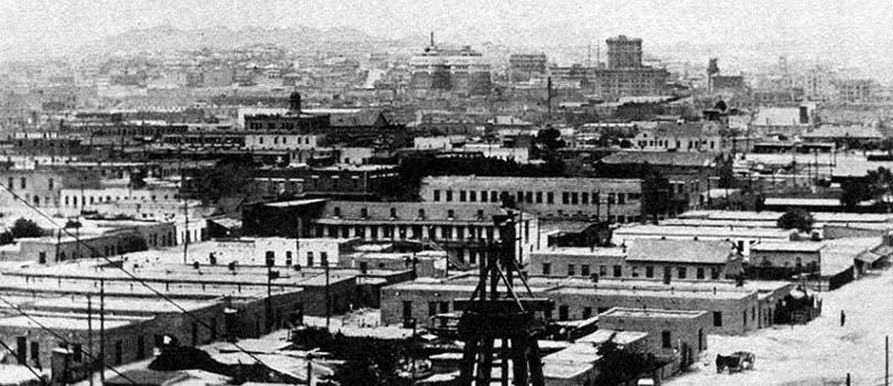 El Paso 1915