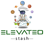 Elevated Stash Logo