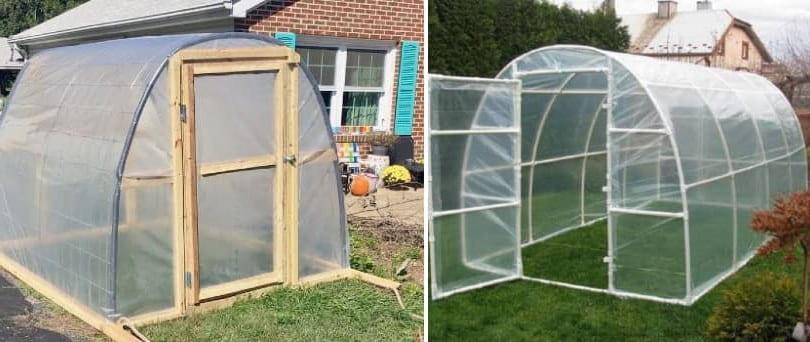 DIY Greenhouse vs Pre-made Greenhouse