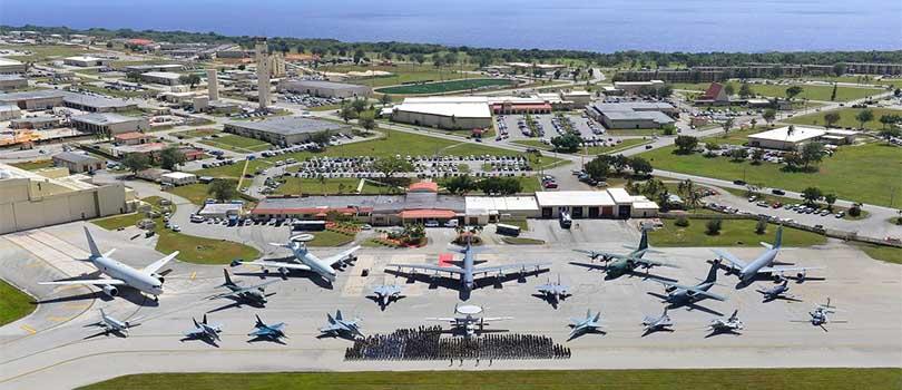 Guam Airforce Base