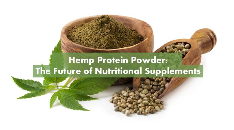 Hemp Protein Powder Cover Photo