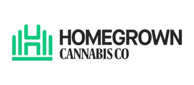Homegrown Cannabis Co Logo