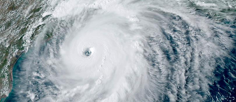 Hurricane Louisiana