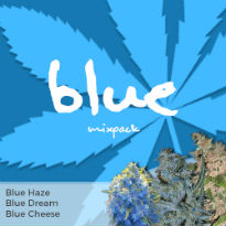 Blue Mix Pack