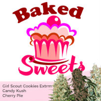 Baked Sweets Mix Pack