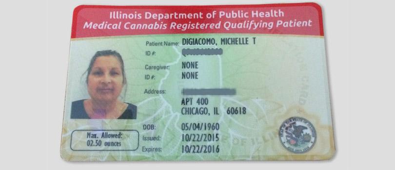 Illinois Medical Marijuana Card