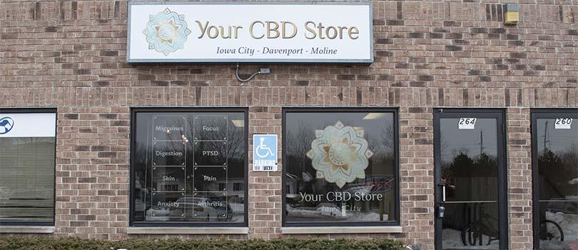 Ioawa CBD Store
