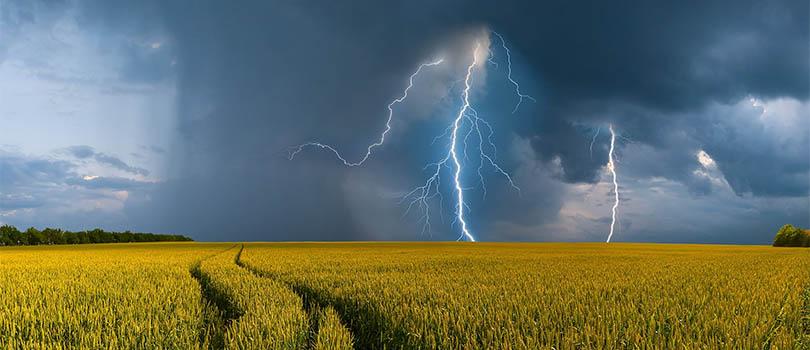 Iowa Thunderstorm
