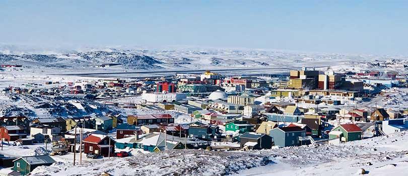 Iqaluit Nunavut Capital