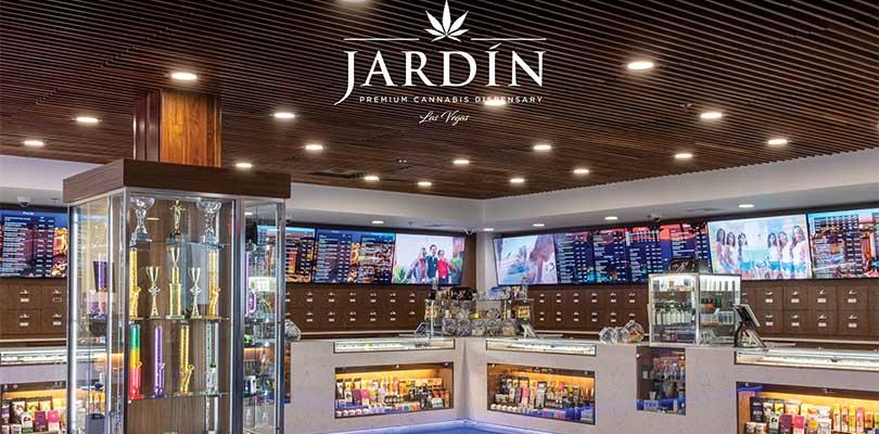 Jardin Dispensary Nevada