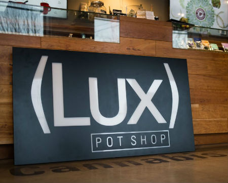 (Lux) Pot Shop