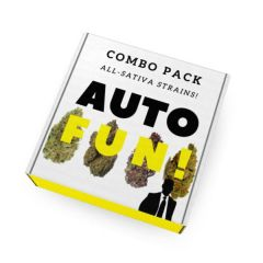 """AUTO FUN"" Mix Pack"