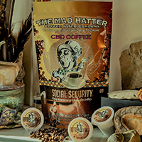 Mad Hatter Cannabis Infused Coffee