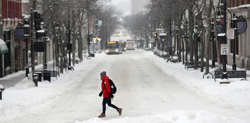 Madison Wisconsin Cold