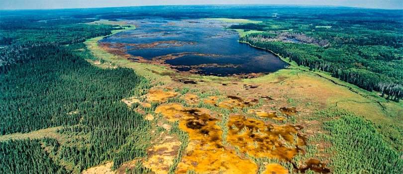 Manitoba Nature Landscape