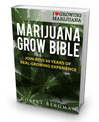 ILGM's Marijuana Grow Bible by Robert Bergman