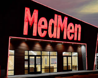 MedMen dispensary